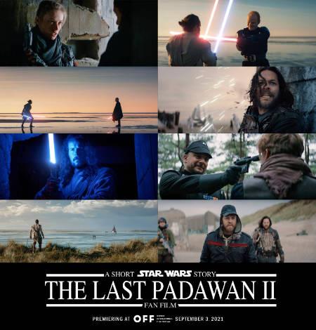The Last Padawan 2 (Star Wars fan film: in full).