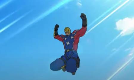 Super Crooks (Netflix superhero anime series: 1st trailer).