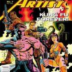 Comic Book Artist #7 February 2020 (magazine review).