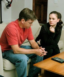 Anna Paquin and Matt Damon in <em data-recalc-dims=