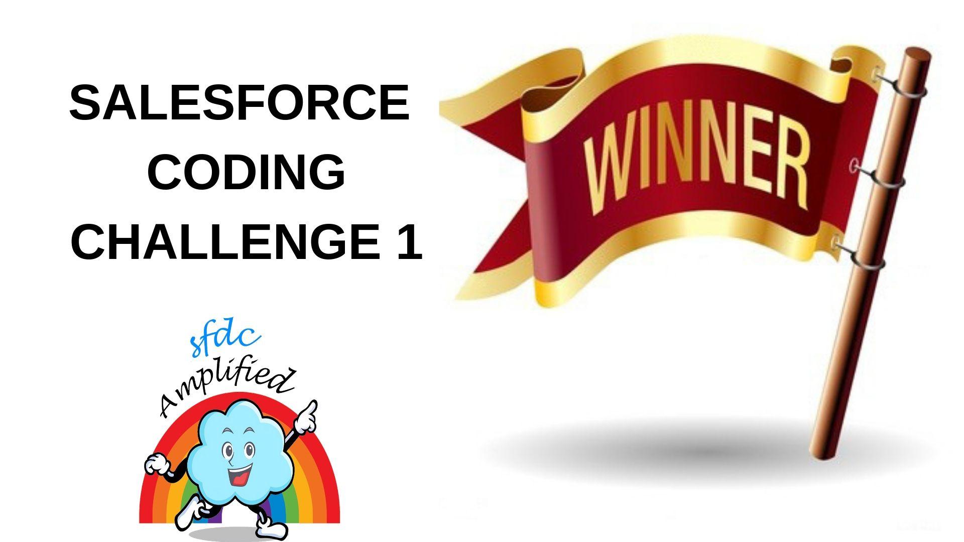 Salesforce Challenge 1 Winner (LWC): Build Opportunity List