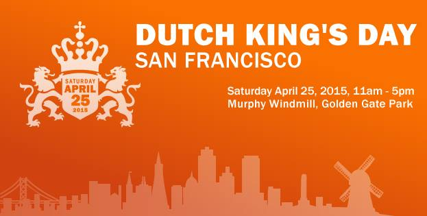 Dutch King's Day San Francisco