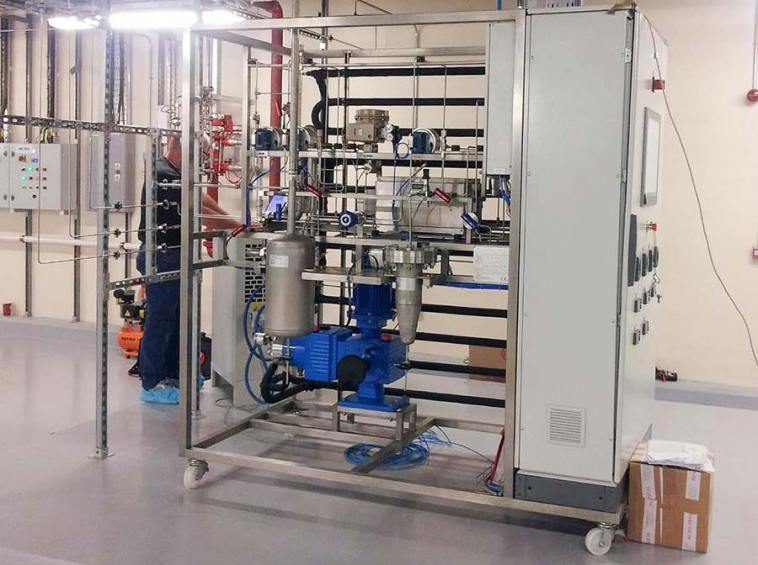 GMP industry supercritical extraction SFE System 1 18L 350bar