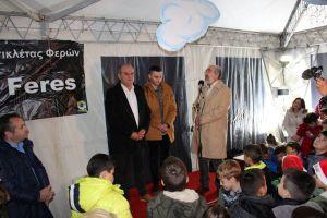 Ν. Γκότσης: «Ο Δημοσθένης Μιχαλεντζάκης τιμάει τον τόπο μας» (Ακούστε & Δείτε)