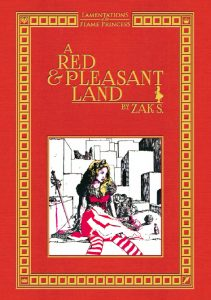red and pleasant