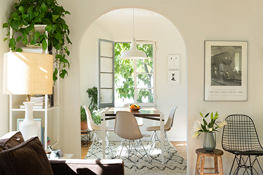 home tour of stylish glendale home / sfgirlbybay