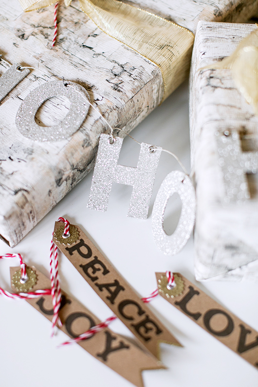 pier 1 holiday gift wrapping supplies / sfgirlbybay