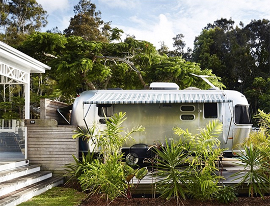 vintage airstream accomodations at the albatross inn / sfgirlbybay