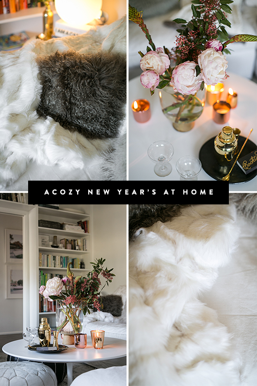 cozy faur fur homewares from pier 1 / sfgirlbybay