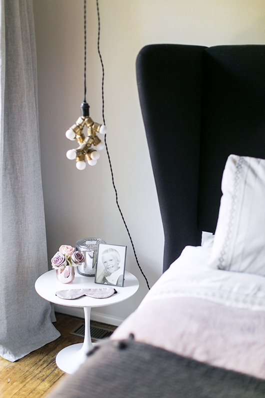 new year anthropologie bedroom makeover / sfgirlbybay