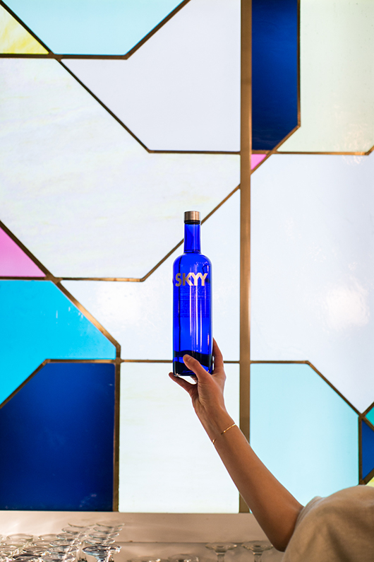 skyy vodka holiday cocktails / sfgirlbybay