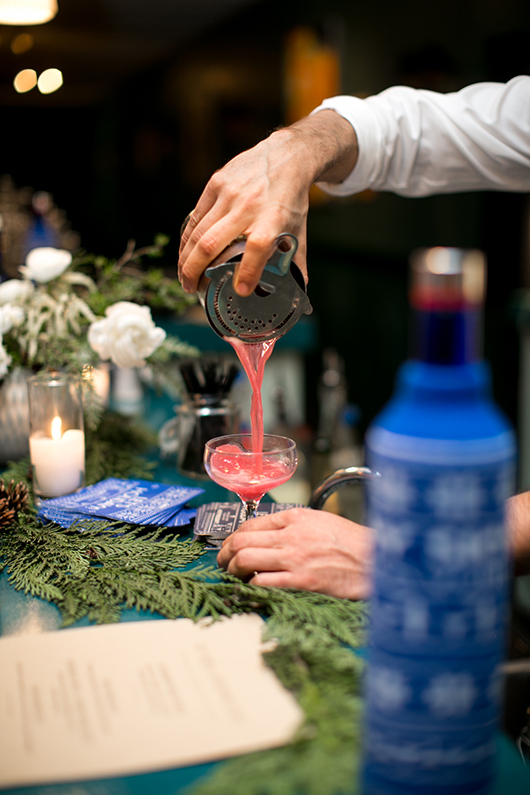 skyy vodka holiday drink recipes / sfgirlbybay