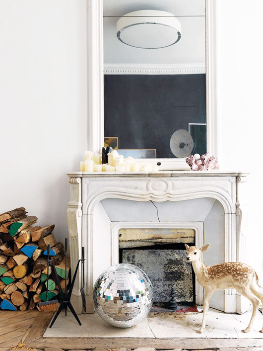 whimsical wes anderson inspired holiday decor / sfgirlbybay