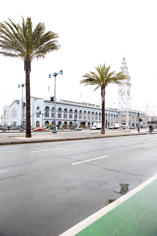 san francisco ferry building / sfgirlbybay