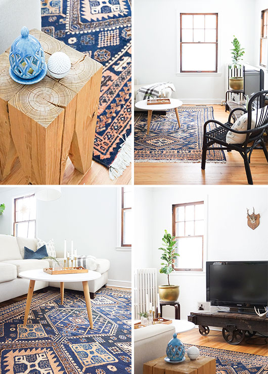 accessories and homewares at home of blogger Erin of francios et moi / sfgirlbybay