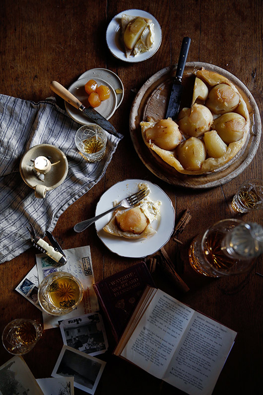 food styling and photography retreat at goddards. / sfgirlbybay