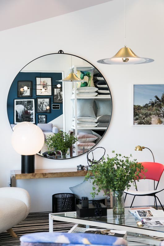 modern home decor at Consort in L.A. / sfgirlbybay