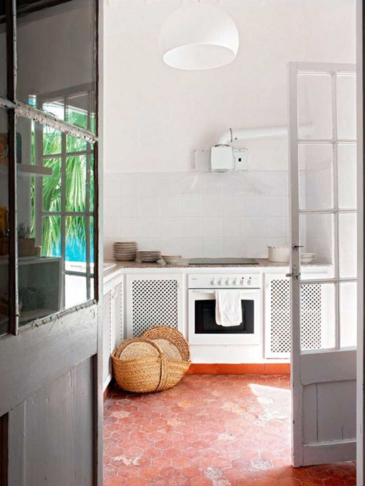 modern island kitchen decor / sfgirlbybay