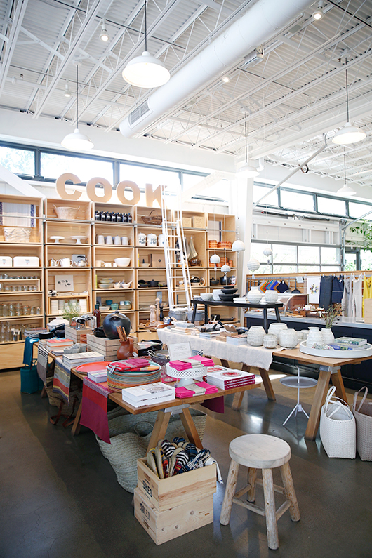 healdsburg shed market place in sonoma's wine country / sfgirlbybay