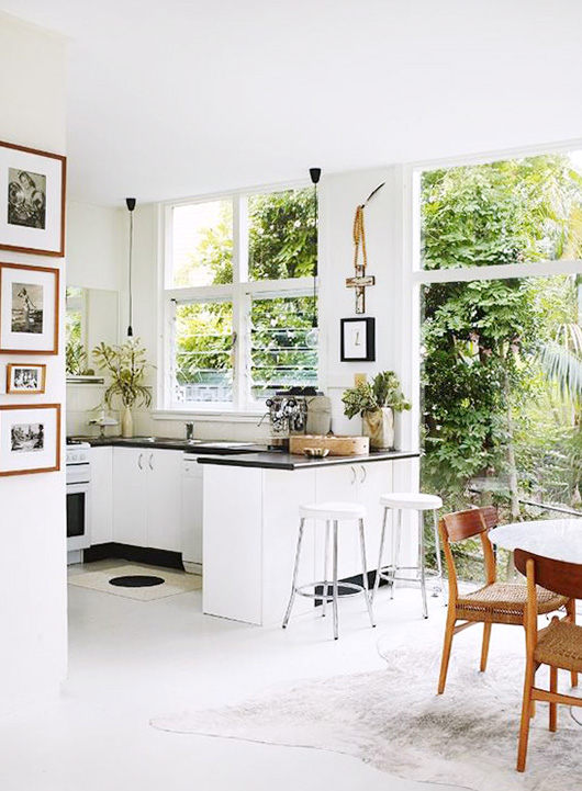 bright and airy kitchen / sfgirlbybay