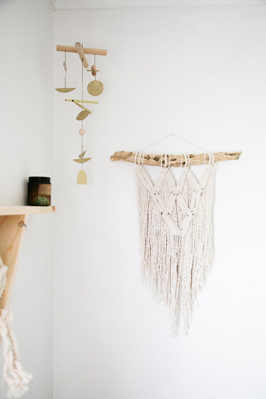 lark + arrow handmade wall decor / sfgirlbybay