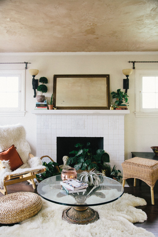 lark + arrow founder home tour / sfgirlbybay