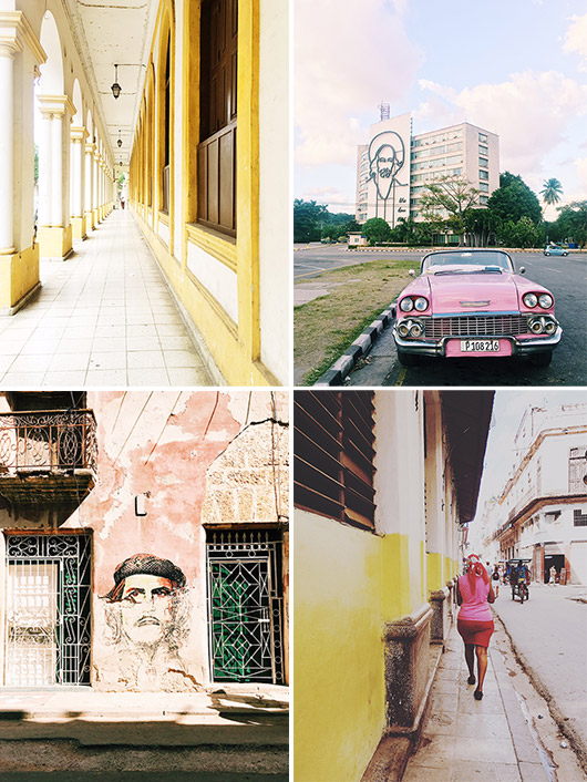 sights of cuba. / sfgirlbybay