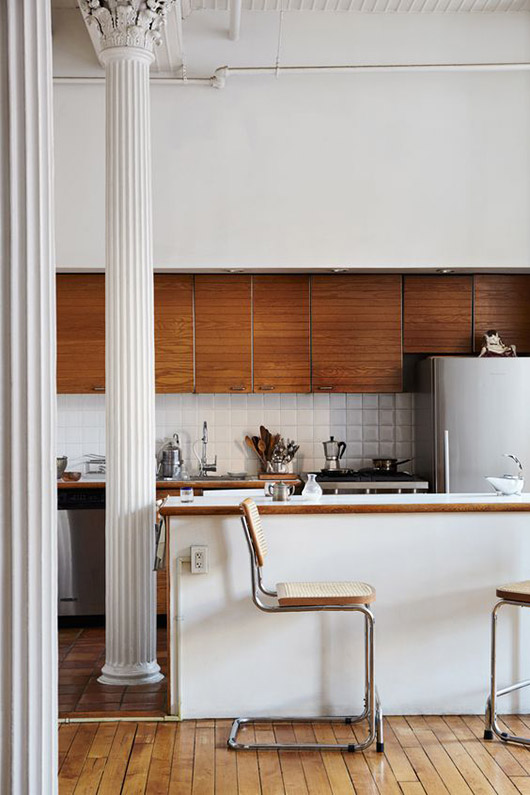 designer daniela jacobs' kitchen via sight unseen. / sfgirlbybay