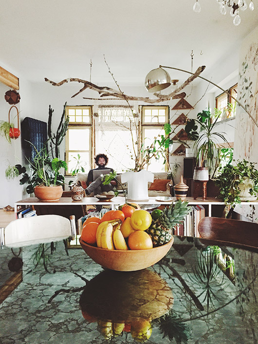 eclectic portland, orgeon home tour.  / sfgirlbybay
