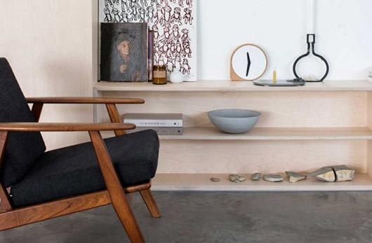 scandinavian inspired home via gravity home. / sfgirlbybay