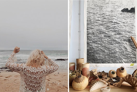 inspiring instagrams by @designlovefest and @laurejoliet. / sfgirlbybay