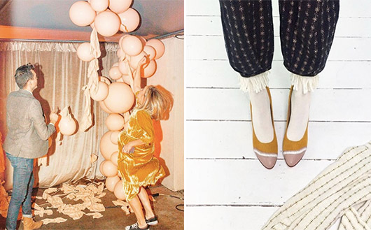 insta pairing featuring photos by @geronimoballoons and @hanselfrombasel. / sfgirlbybay