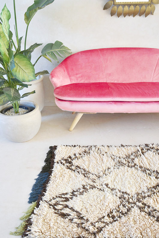 moroccan rug Giveaway from the Pink Rug Co. / sfgirlbybay