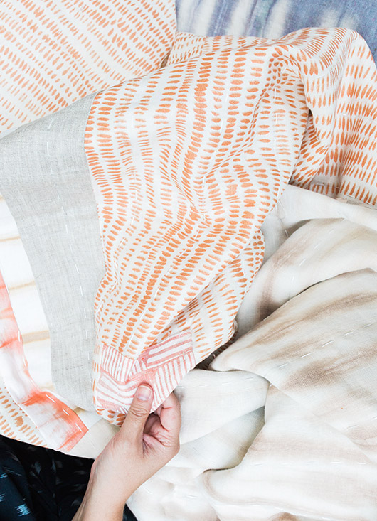 rebecca atwood sheets and quilts. / sfgirlbybay