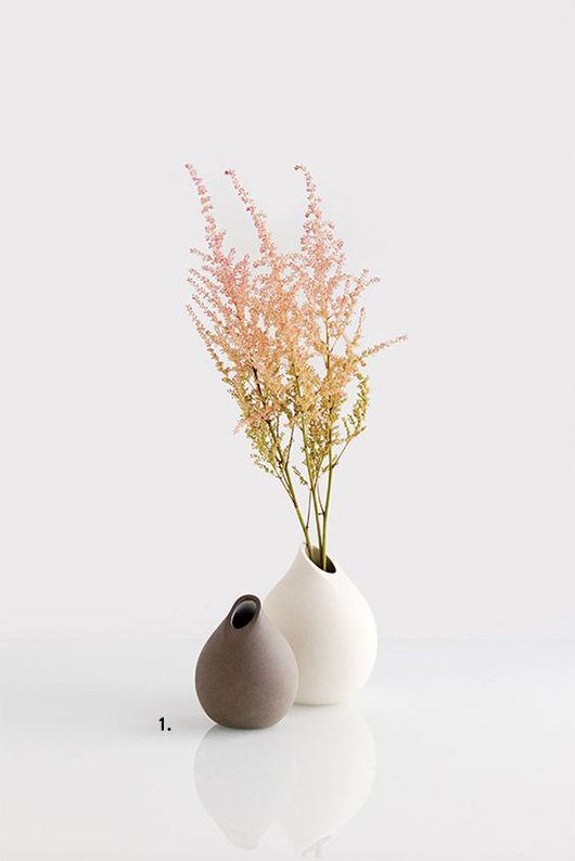 vessels and vases from light & ladder. / sfgirlbybay