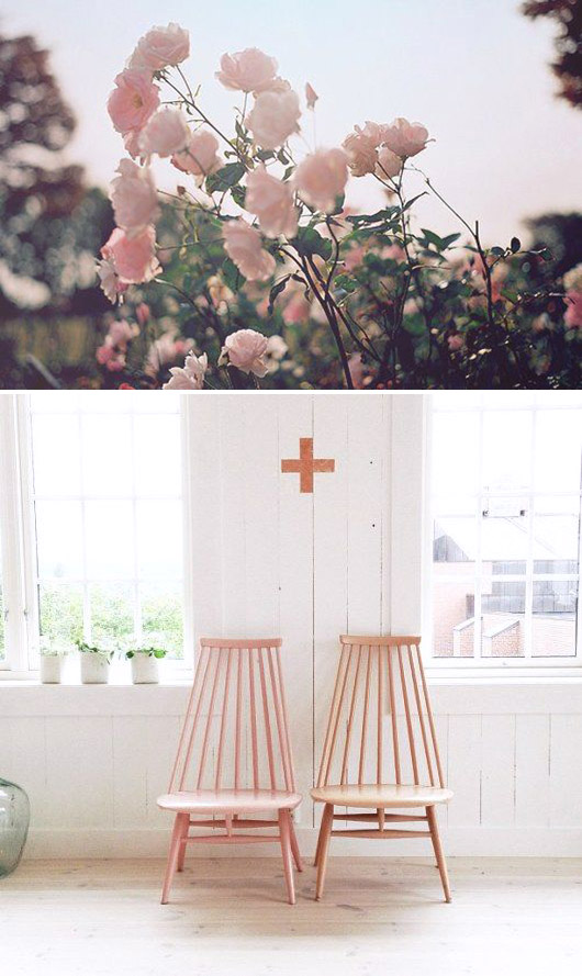 spring color and decor inspiration. / sfgirlbybay