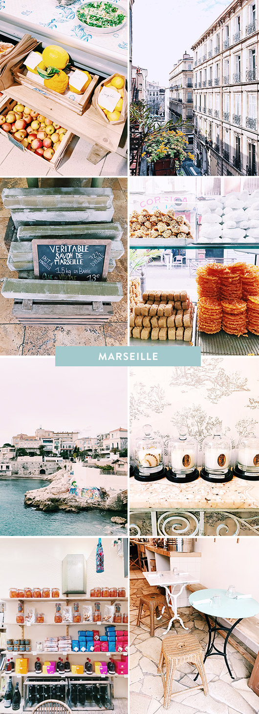 the sights of marseille. / sfgirlbybay