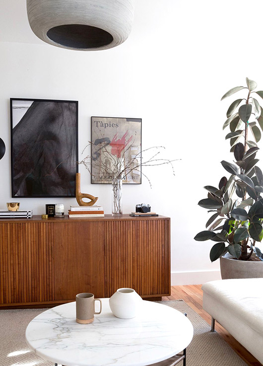 unexpected guests: paige geffen in l.a.. / sfgirlbybay