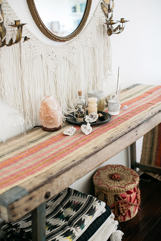 urban outfitters bohemian decor ideas. / sfgirlbybay