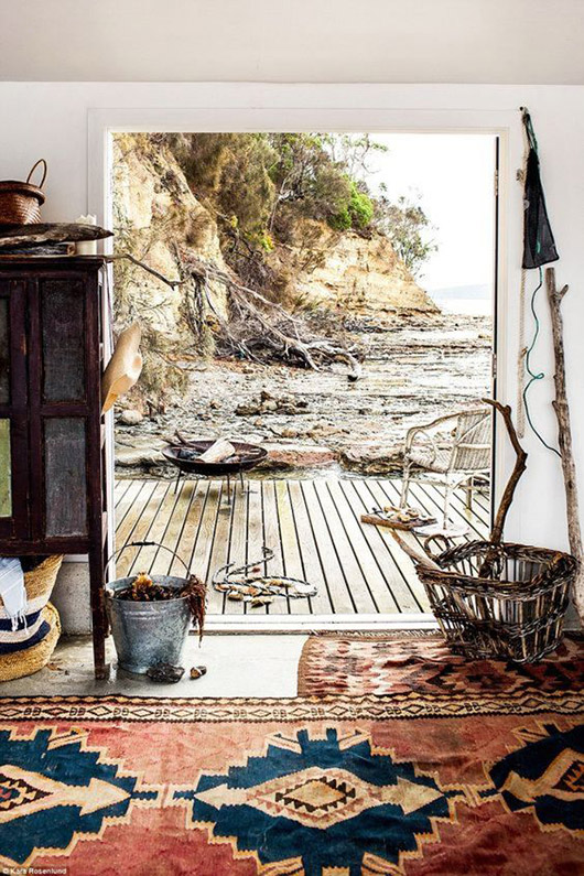 surf shack inspiration. / sfgirlbybay