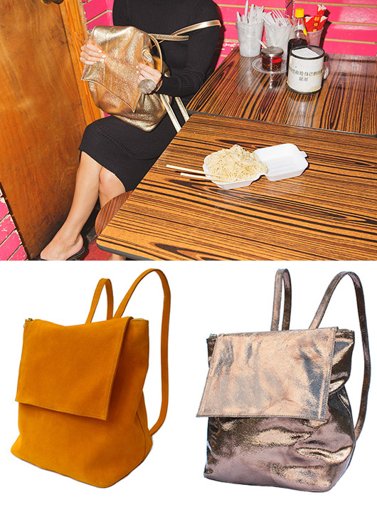 women's bags by cold picnic. / sfgirlbybay