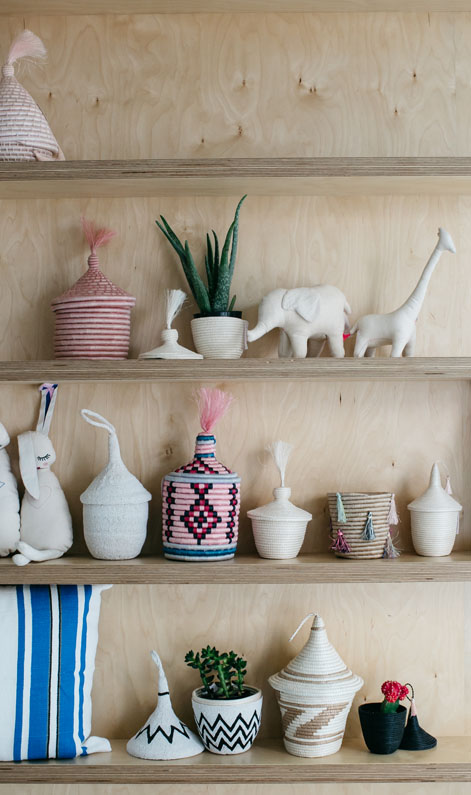 toys and home decor for sale at lemlem. / sfgirlbybay