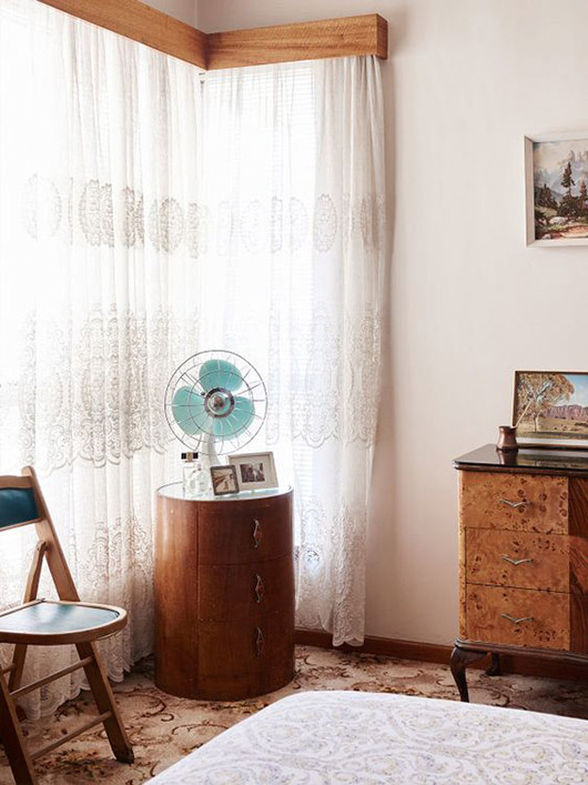 inspiring vintage furnishings and decor. / sfgirlbybay