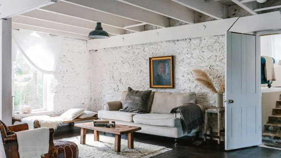 australian home featured in country style magazine. / sfgirlbybay