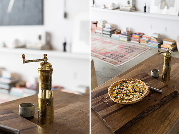 dining area details at home with interior designer sally breer. / sfgirlbybay