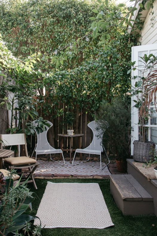 modern venice canals home with courtyard. / sfgirlbybay