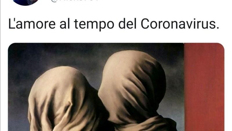 Coronavirus in Italia: i Migliori tweet (ironici)