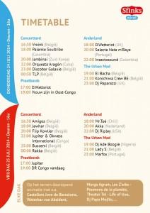 Sfinks_timetable_online