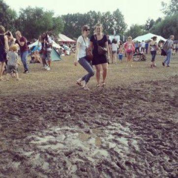 Met uw voeten in de modder #MijnSfinks