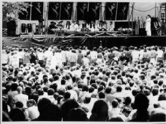 Nusrat Fateh Ali Khan 1988